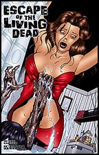 ESCAPE OF THE LIVING DEAD #2 Defrocked