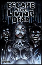 ESCAPE OF THE LIVING DEAD #2 Ghostly
