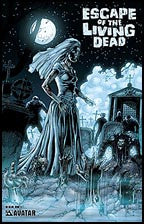 ESCAPE OF THE LIVING DEAD #3 - Digital Copy