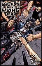 ESCAPE OF THE LIVING DEAD #3 Captive