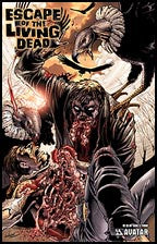 ESCAPE OF THE LIVING DEAD #3 Gore