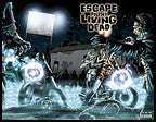 ESCAPE OF THE LIVING DEAD #3 Wraparound