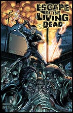 ESCAPE OF THE LIVING DEAD #4 - Digital Copy