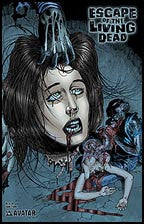 ESCAPE OF THE LIVING DEAD #4 Gore