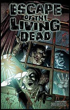 ESCAPE OF THE LIVING DEAD #4 Terror