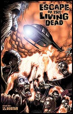 ESCAPE OF THE LIVING DEAD #5 - Digital Copy