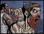 ESCAPE OF THE LIVING DEAD #5 Hungry for Flesh