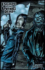 ESCAPE OF THE LIVING DEAD #5 Terror
