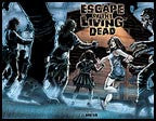 ESCAPE OF THE LIVING DEAD #5 Wraparound