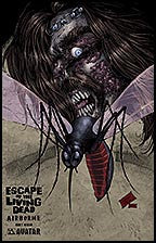 ESCAPE OF THE LIVING DEAD:  Airborne #1 - Digital Copy