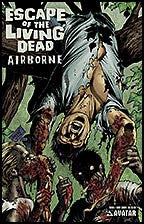 ESCAPE OF THE LIVING DEAD:  Airborne #1 Body Count