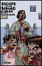 ESCAPE OF THE LIVING DEAD:  Airborne #1 Gore