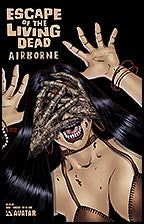 ESCAPE OF THE LIVING DEAD:  Airborne #1 Shocker