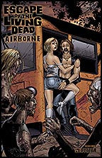 ESCAPE OF THE LIVING DEAD:  Airborne #2 - Digital Copy