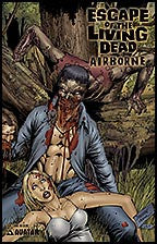 ESCAPE OF THE LIVING DEAD:  Airborne #2 Gore