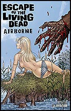 ESCAPE OF THE LIVING DEAD:  Airborne #2 Sneak Attack