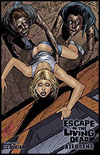 ESCAPE OF THE LIVING DEAD:  Airborne #2 Terror
