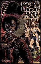 ESCAPE OF THE LIVING DEAD:  Airborne #3 - Digital Copy