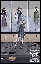 ESCAPE OF THE LIVING DEAD:  Airborne #1 Walking the Dog