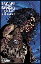 ESCAPE OF THE LIVING DEAD:  Airborne #2 Groovy Cannibal