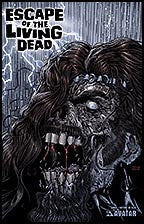 ESCAPE OF THE LIVING DEAD Annual #1 Rotting