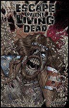 ESCAPE OF THE LIVING DEAD: Fearbook #1 - Digital Copy