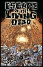 ESCAPE OF THE LIVING DEAD: Fearbook #1 Body Count