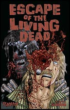 ESCAPE OF THE LIVING DEAD: Fearbook #1 Gore