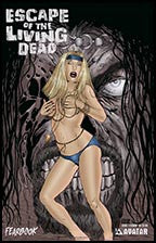 ESCAPE OF THE LIVING DEAD: Fearbook #1 Terror