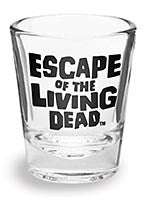 ESCAPE OF THE LIVING DEAD Shotglass