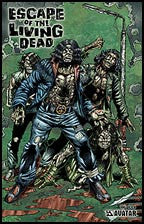 ESCAPE OF THE LIVING DEAD #1 - Digital Copy