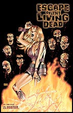 ESCAPE OF THE LIVING DEAD #1 Terror