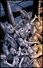 FRIDAY THE 13TH: Bloodbath #3 Die Cut