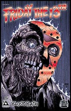 FRIDAY THE 13TH: Bloodbath #1 Blood Red Convention