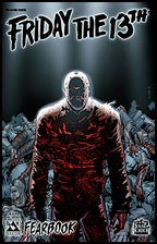 FRIDAY THE 13TH: Fearbook #1 Body Count
