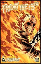 FRIDAY THE 13TH: Fearbook #1 Gold Foil