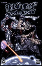 FRIDAY THE 13TH: Jason vs Jason X #1
