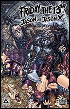 FRIDAY THE 13TH: Jason vs Jason X #1 Terror