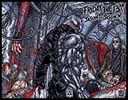 FRIDAY THE 13TH: Jason vs Jason X #1 Wraparound