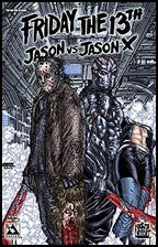 FRIDAY THE 13TH: Jason vs Jason X #2 Gore
