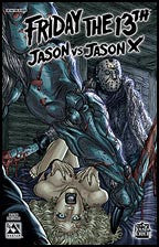 FRIDAY THE 13TH: Jason vs Jason X #2 Terror