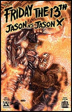 FRIDAY THE 13TH: Jason vs Jason X #1 Face Off
