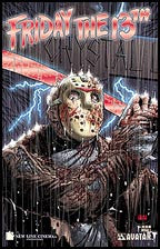 FRIDAY THE 13TH  Special #1 Blood Red Convention Foil