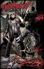 FRIDAY THE 13TH  Special #1 Gore