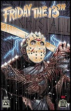 FRIDAY THE 13TH  Special #1 Gold Foil