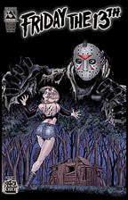 FRIDAY THE 13TH  Special #1 Haunting