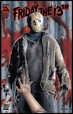 FRIDAY THE 13TH  Special #1 Painted cover