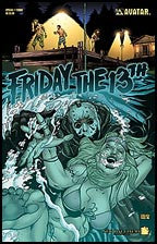 FRIDAY THE 13TH  Special #1 Terror Edition