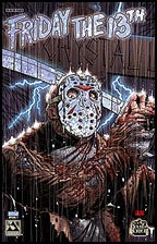 FRIDAY THE 13TH Special #1 Prism Foil