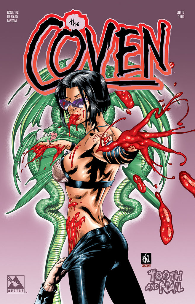Coven: Tooth & Nail #1/2 Fantom Edition